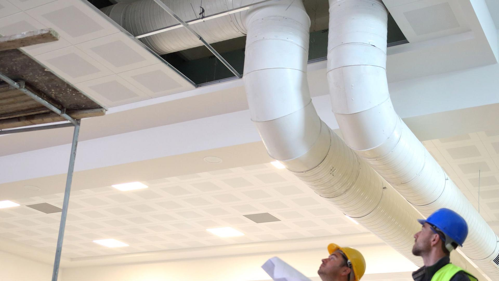 Air Duct Evaluation | S & R Air Duct Cleaning Services