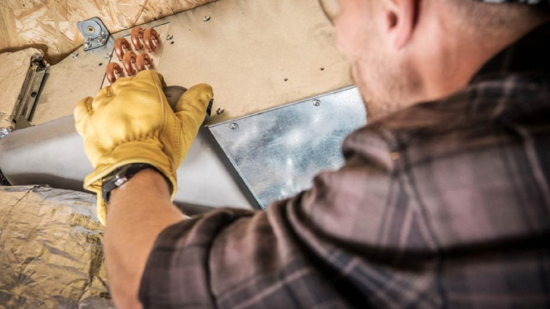 Air Duct Removal | S & R Air Duct Cleaning Services