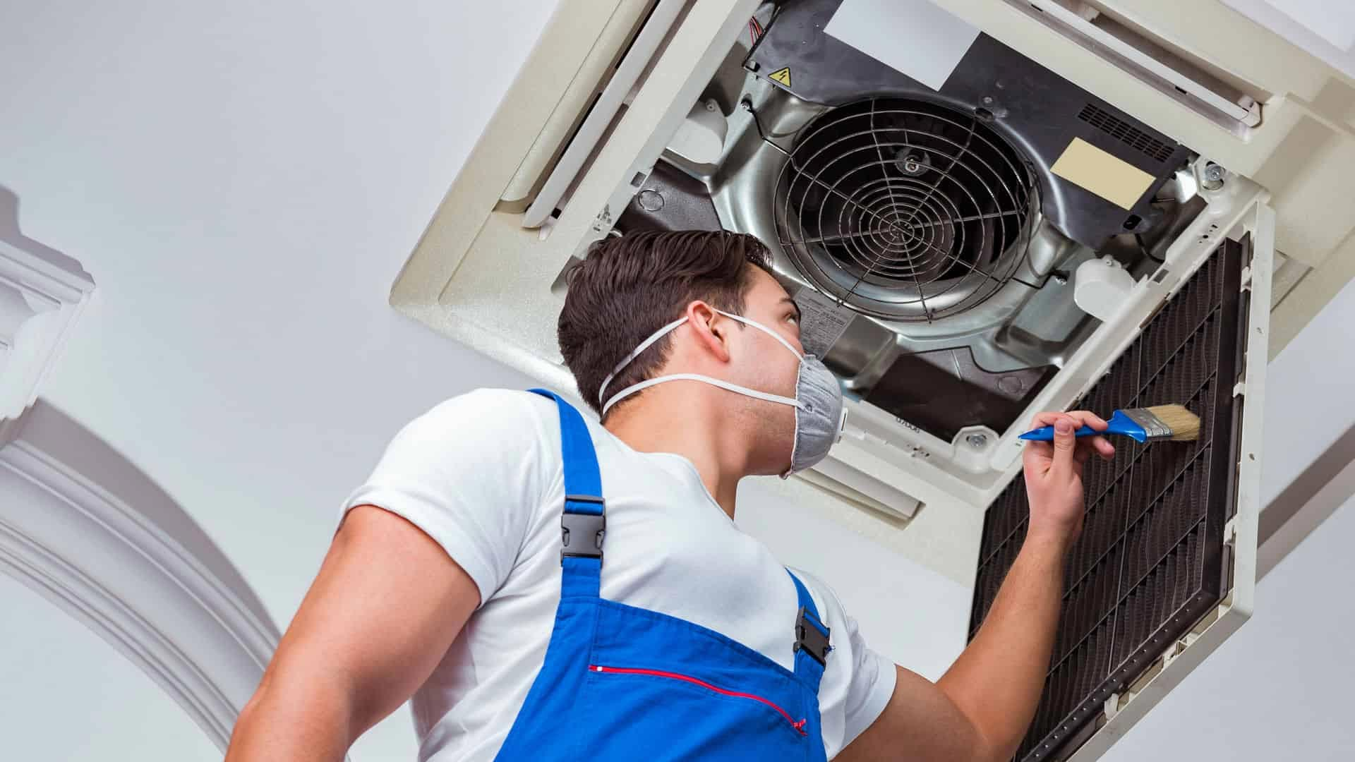Central AC Heating Cleaning Services | S & R Air Duct Cleaning Services