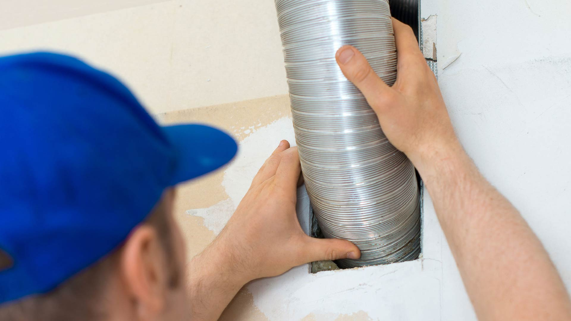Dryer Vent Cleaning Service Near Me | S & R Air Duct Cleaning Services