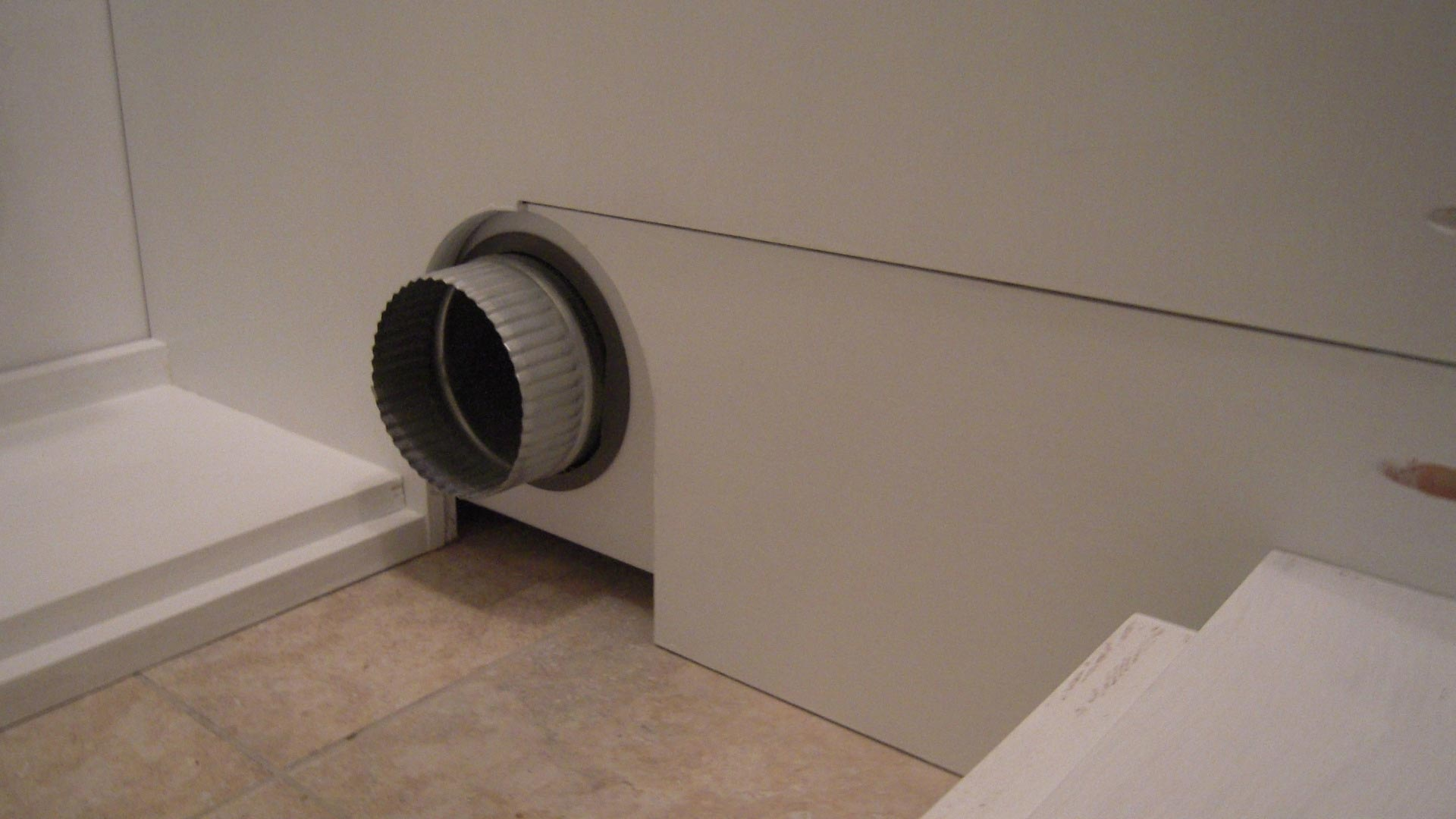 Dryer Vent Cover & Cap Replacement  | S & R Air Duct Cleaning Services