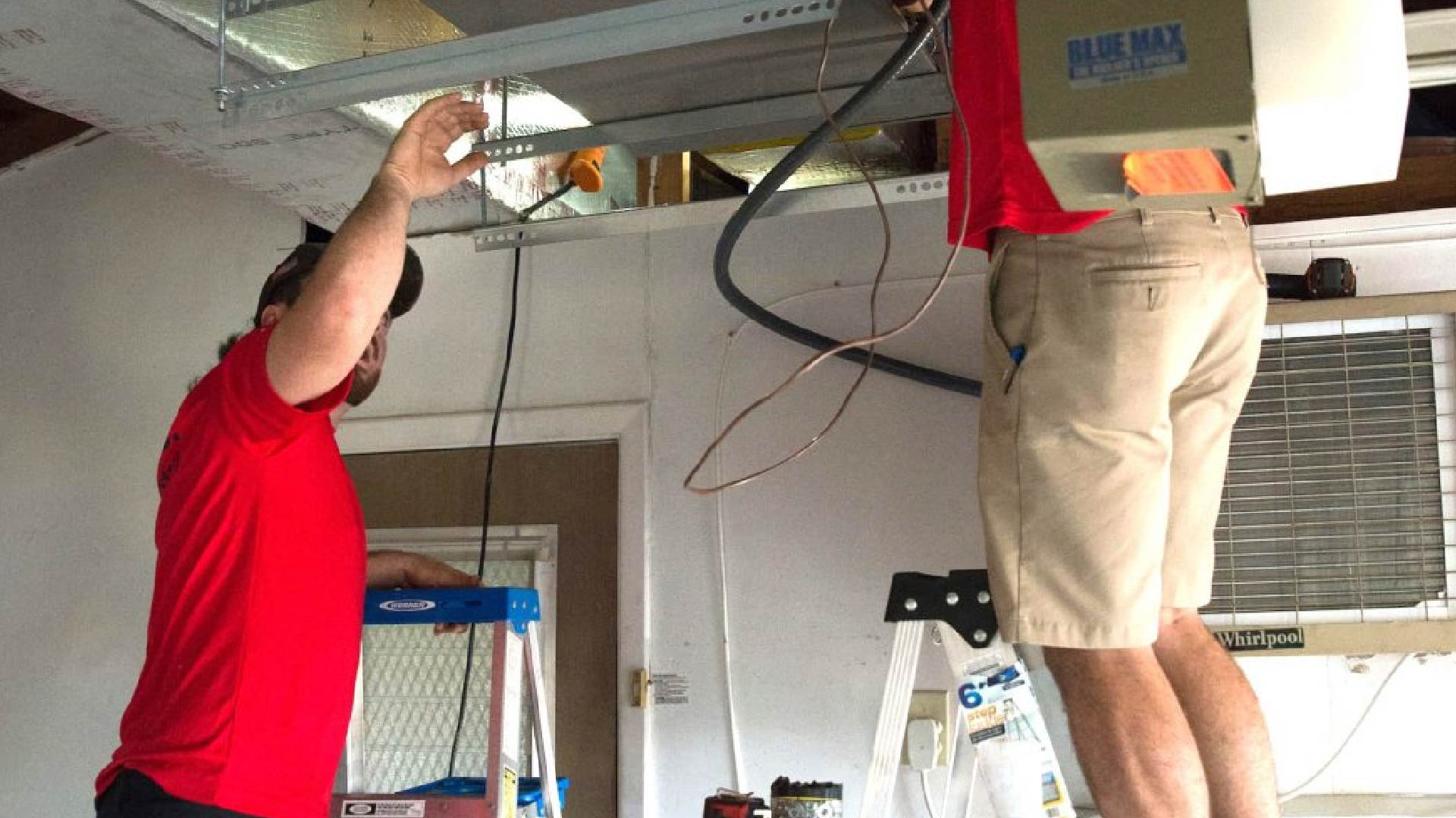 Duct Board Sanitation | S & R Air Duct Cleaning Services