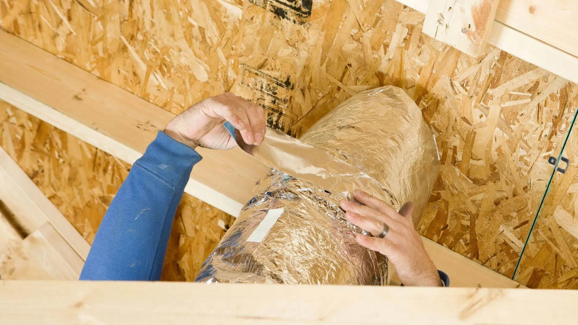 Duct Removal & Reinstallation   S & R Air Duct Cleaning Services