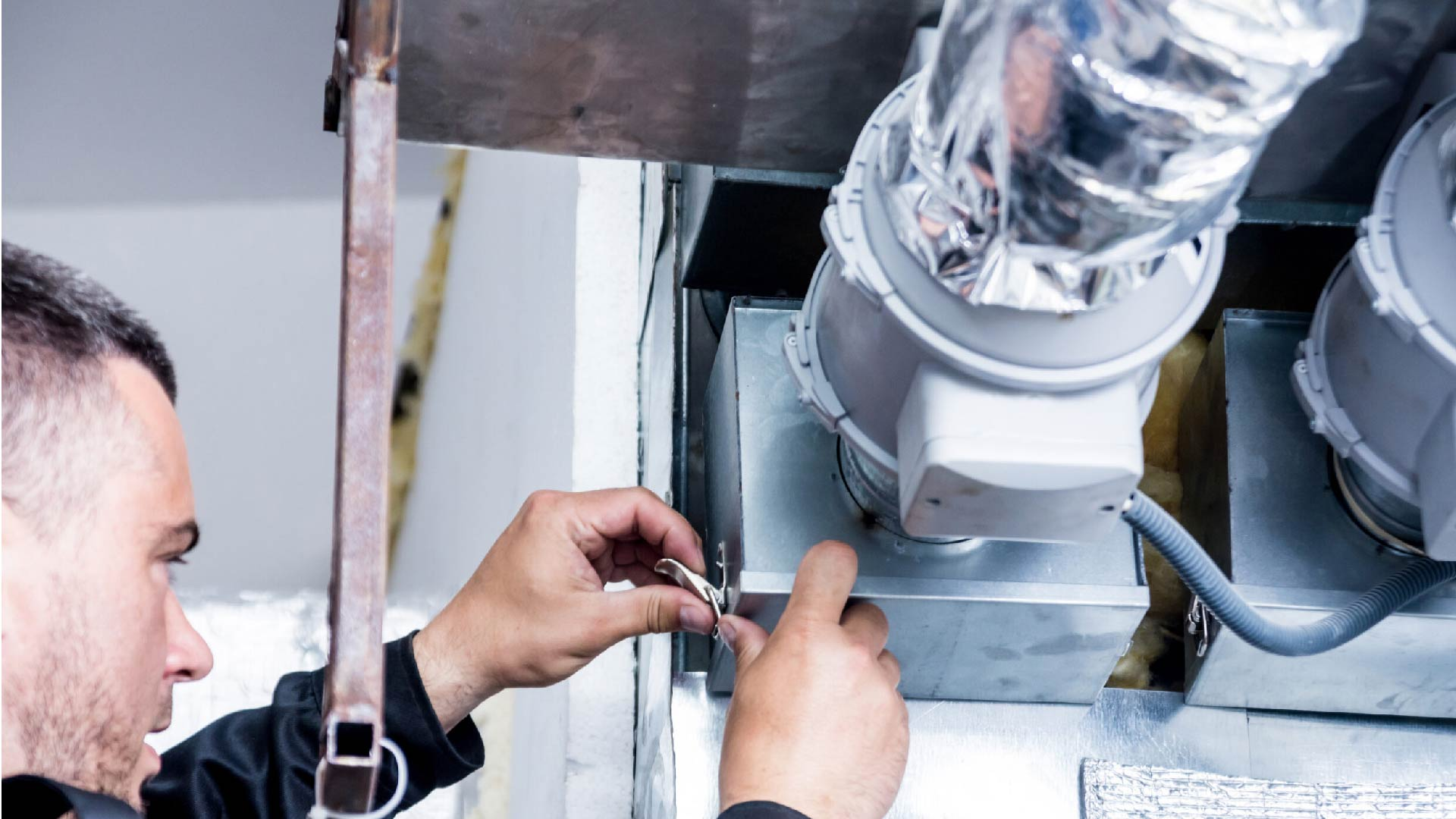 Flex Duct Installation | S & R Air Duct Cleaning Services