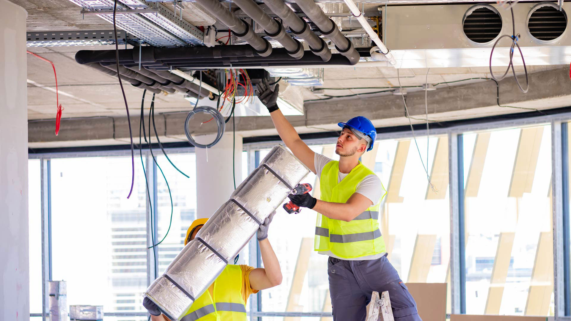 Professional Air Duct Cleaning | S & R Air Duct Cleaning Services