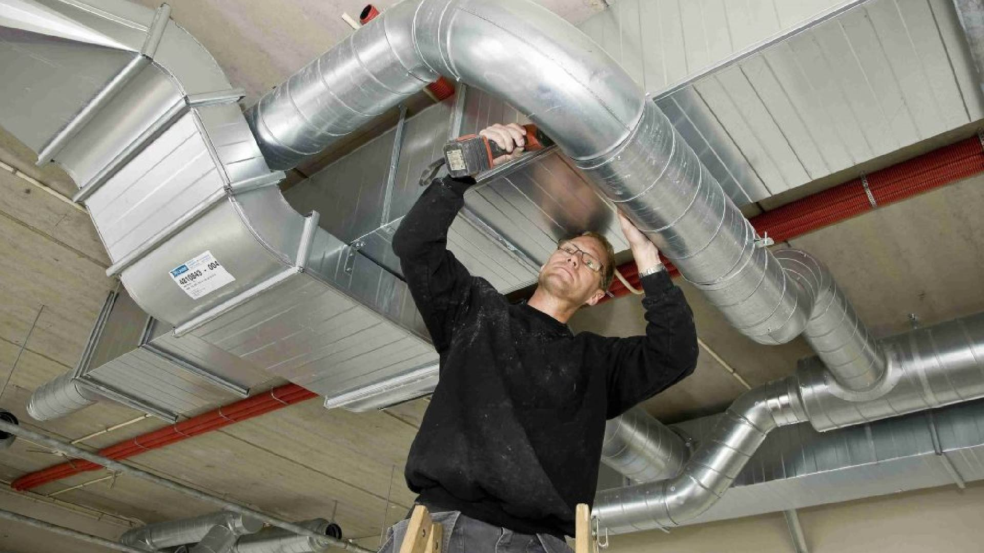 Sheet Metal Duct Installation | S & R Air Duct Cleaning Services